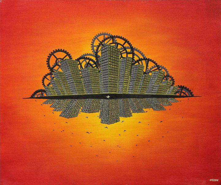 System - Jonathan Pradillon