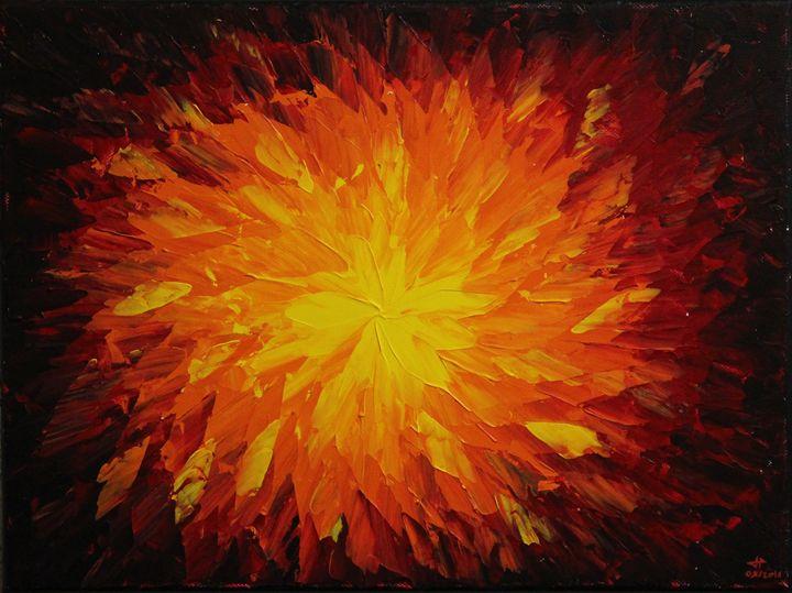 Flamboyant Brightness - Jonathan Pradillon
