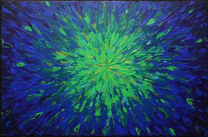 Exploded task - Jonathan Pradillon