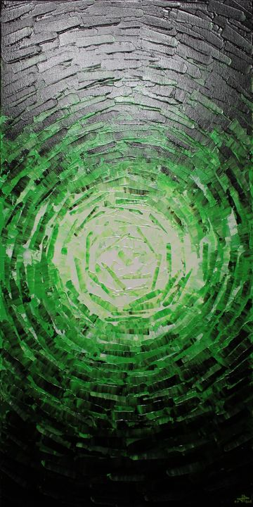 Verdant luminescent shine - Jonathan Pradillon
