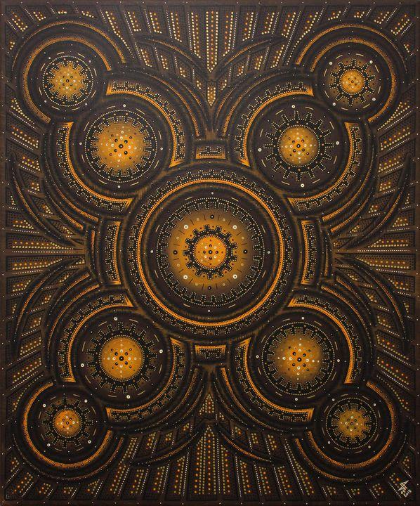 Mechanical Cycle - Jonathan Pradillon