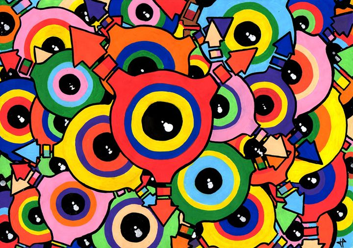 Eyelets - Jonathan Pradillon
