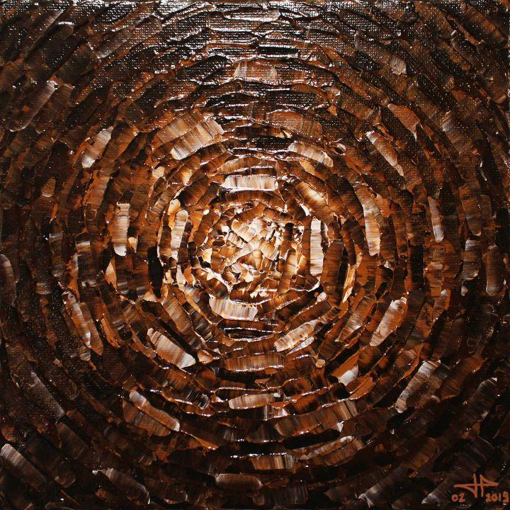Small shine of brown glow - Jonathan Pradillon