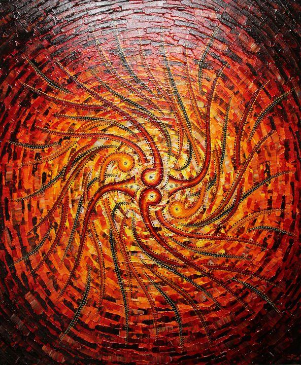 Flamboyant sense - Jonathan Pradillon