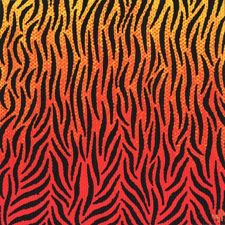 Tiger skin - Jonathan Pradillon