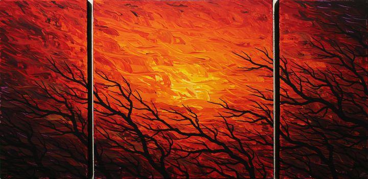 Warm wind - Jonathan Pradillon