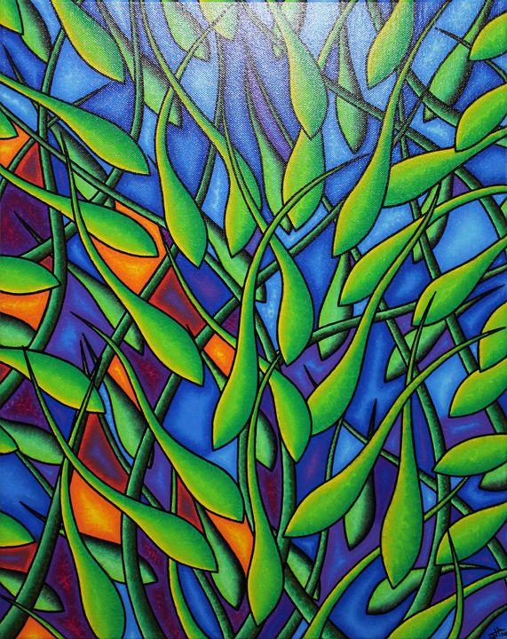 Shapes and colors - Jonathan Pradillon