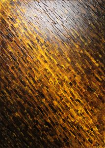 Brown yellow knife texture