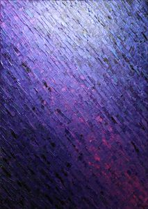 Purplish knife texture