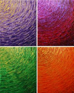 Quarter colored shines series 1
