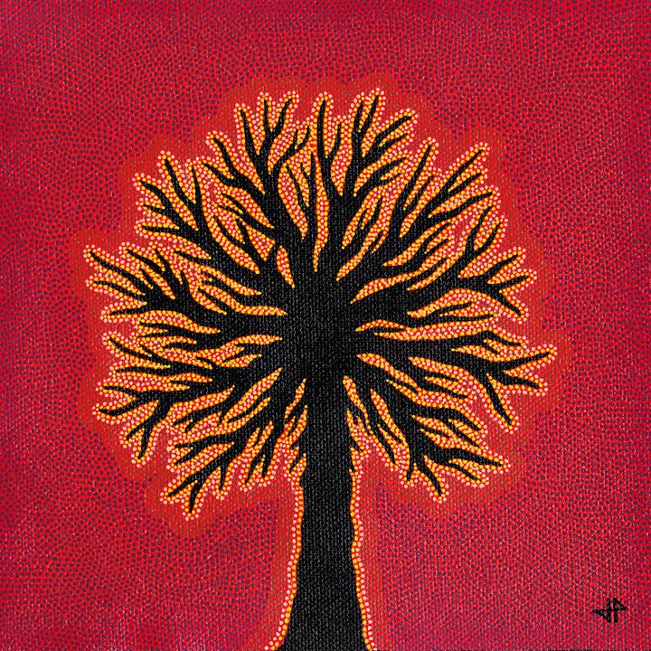 Abstract tree - Jonathan Pradillon