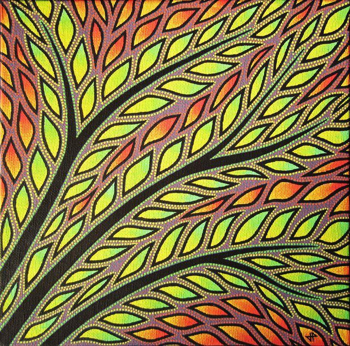 Vegetation - Jonathan Pradillon