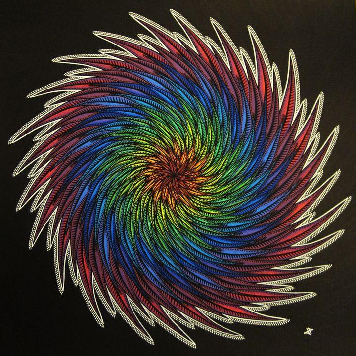 Spiral - Jonathan Pradillon