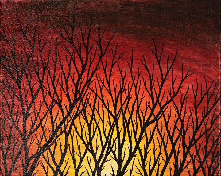 Branches - Jonathan Pradillon
