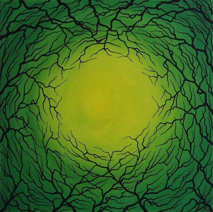 Green focus - Jonathan Pradillon