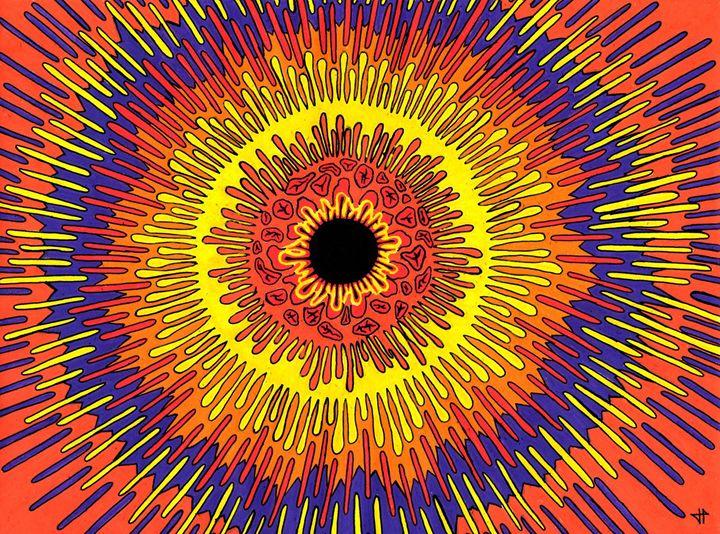 Pupil - Jonathan Pradillon