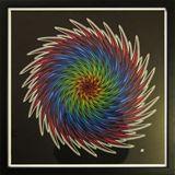 Original painting posca Spiral