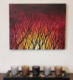 Original painting Acrylic and posca