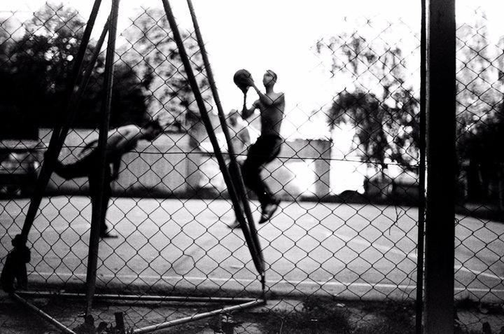 Street Basketball - Nikola Jelenkovic