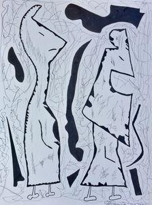 Eve & Adam - Donatas Prusevicius