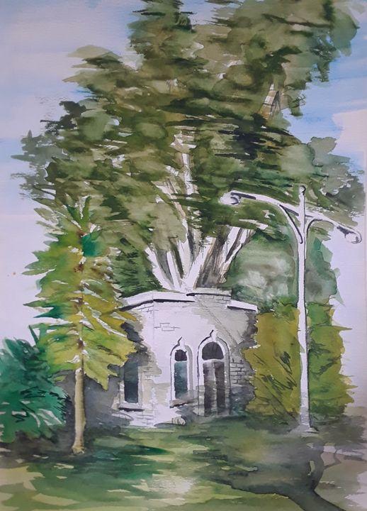 Hidden Home - A Hart of Art