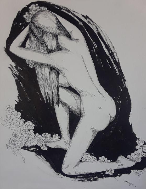 Shameful Belle - A Hart of Art