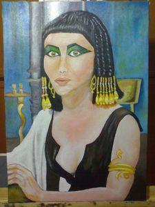 pharaonic woman
