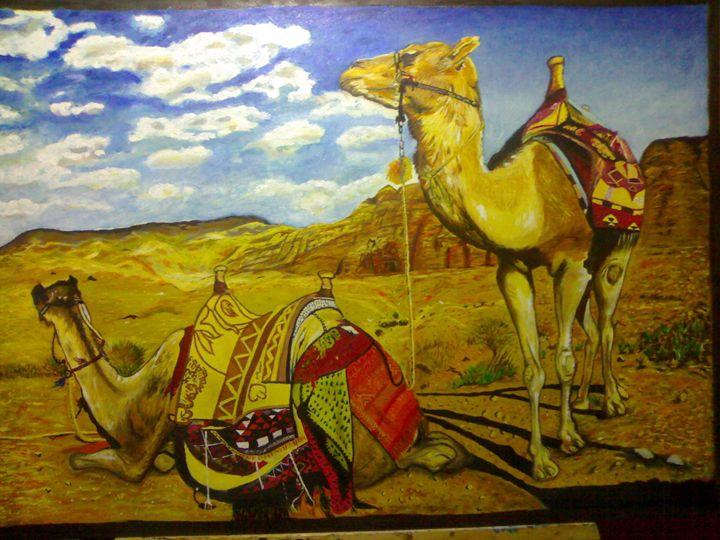egypt desert - pharaonic egypt