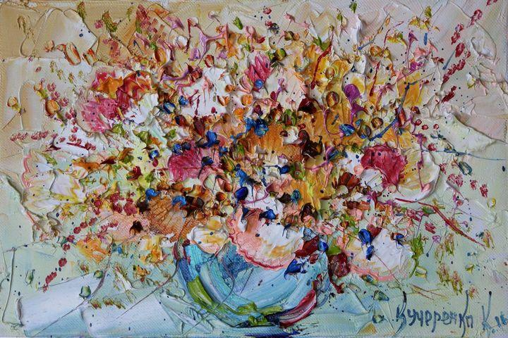 Sun flowers - Kucherenko Karina