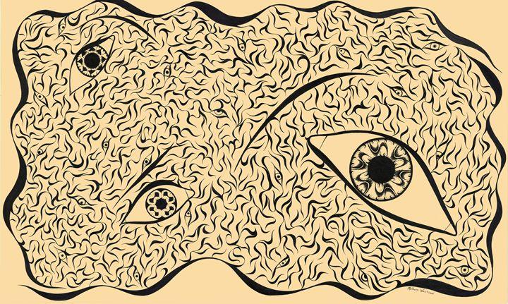 Three Eye Maze - MalzMazes