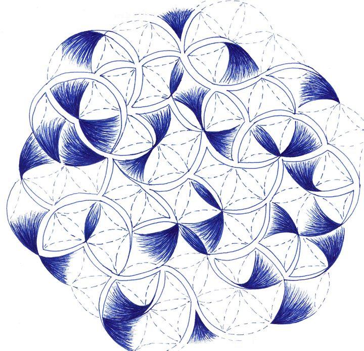 Circular 2 Maze - MalzMazes