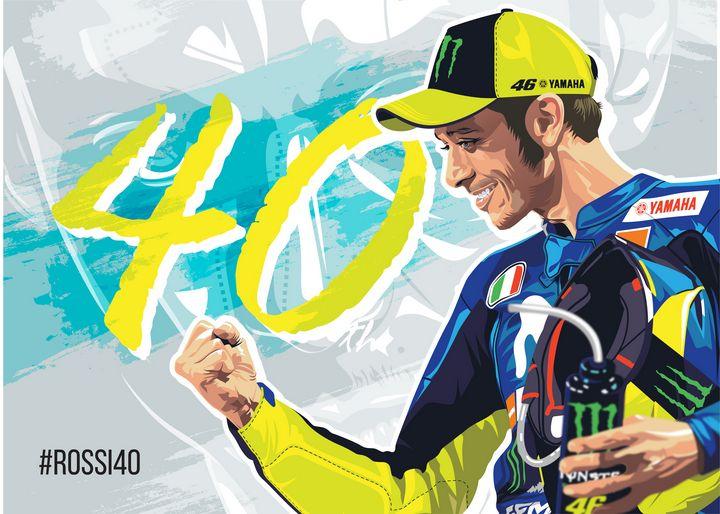 Rossi 40 - Laksana Ardie