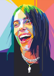 Billie Eilish WPAP