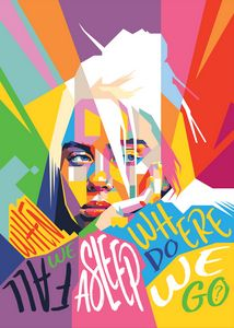 Billie Eilish in WPAP