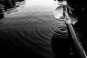 Resting paddle