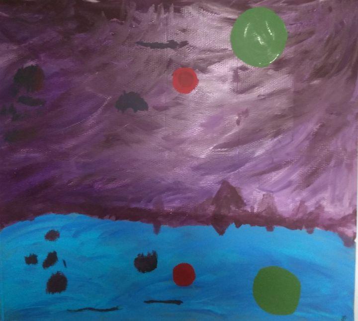 The Planet of Love - Brett Brooks