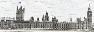 Big Ben Digital Image