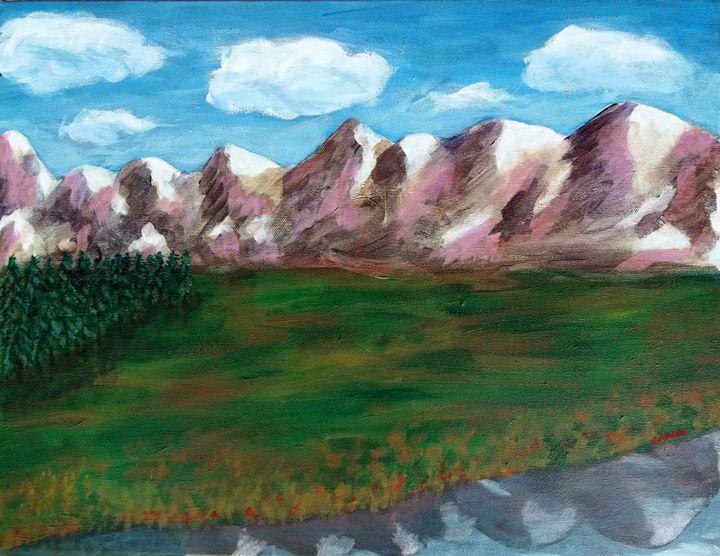 Rocky Mountains - Lana Kelly