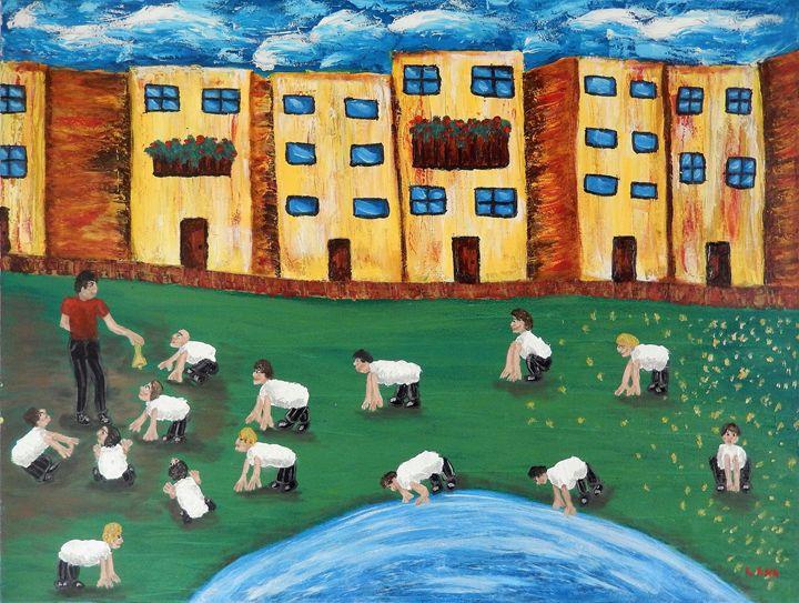 Sheeple - Lana Kelly
