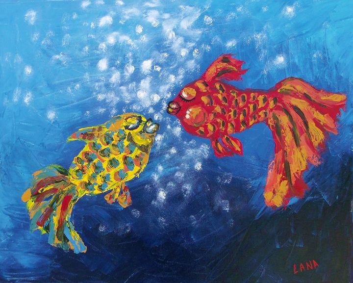 Oceans of Love - Lana Kelly