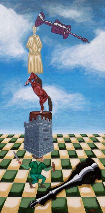 Checkmate - Lana Kelly