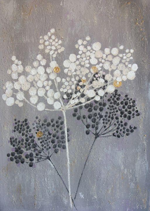 Field flowers - TK art style