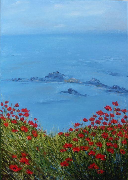 Sea of poppies - TK art style