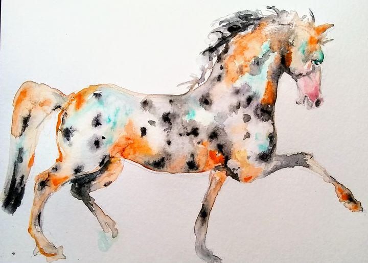 Horse - Daniela