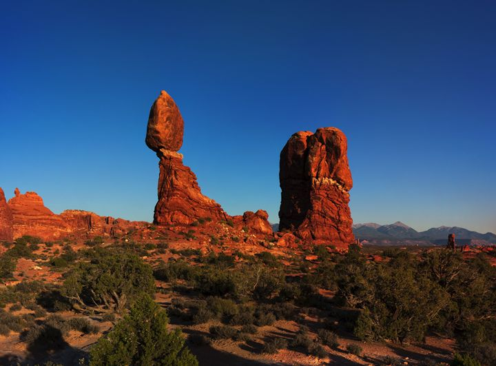 Balanced Rock - Landscapes of the American West