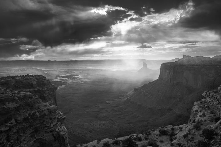 The Light - Landscapes of the American West