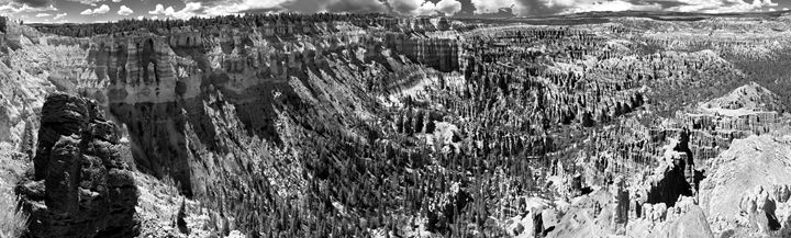 Valley of Hoodoos - Landscapes of the American West