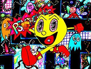 Acidic Pacman