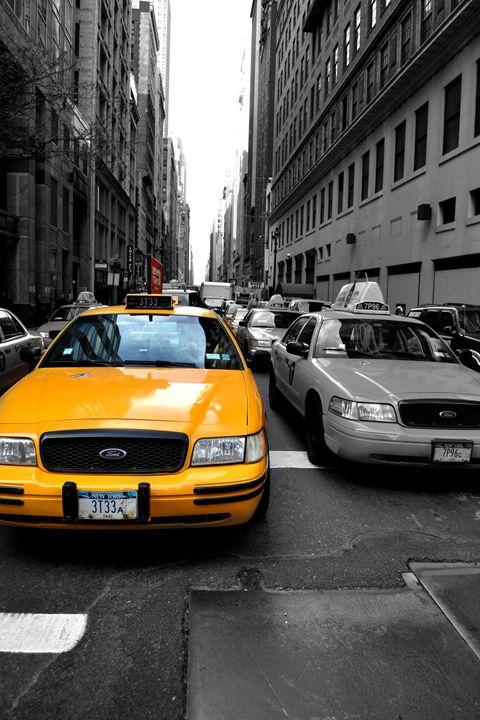 Taxi! - Danielle Stilwell
