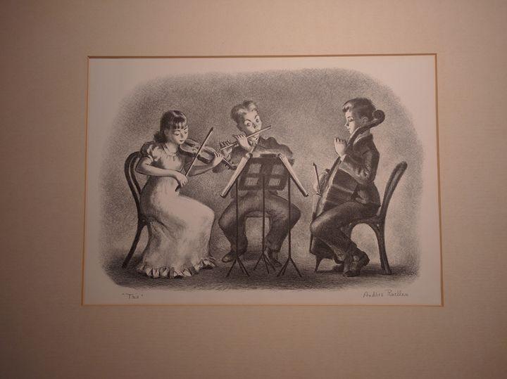 Trio - VernonFam Gallery
